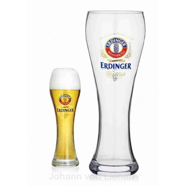 erdinger 3 liter xxl weizenglas weizenbier glas weissbier bierglas ebay. Black Bedroom Furniture Sets. Home Design Ideas