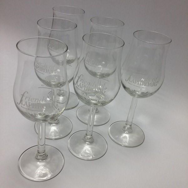 6 friends of laphroaig nosing gl ser tasting whisky rastal bugatti glas. Black Bedroom Furniture Sets. Home Design Ideas