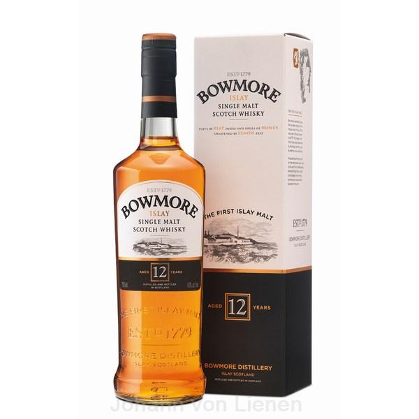 Bowmore-12-Jahre-Years-Single-Malt