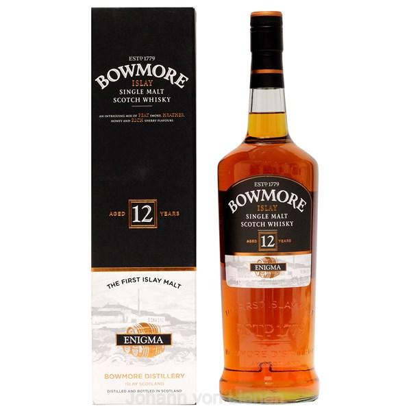 Bowmore-Enigma-12-Jahre-1-Ltr-40-Literflasche